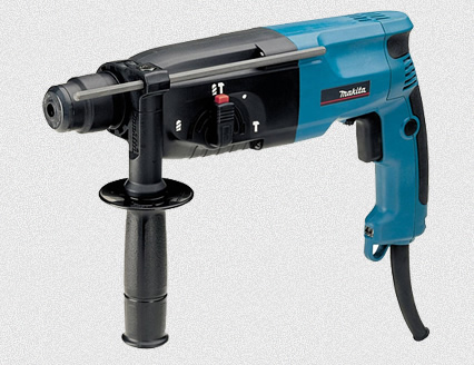 Прокат перфоратора «Makita» HR2450 SDS plus