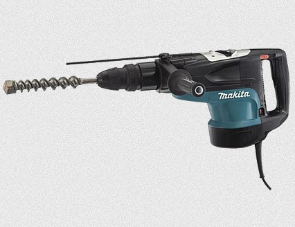 Прокат перфоратора «Makita» HR5201C SDS MAX